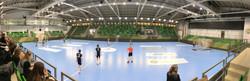 Handball Friendly Game in Hungary