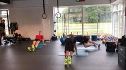 Training Camp in Denmark