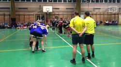 Handball Friendly Game