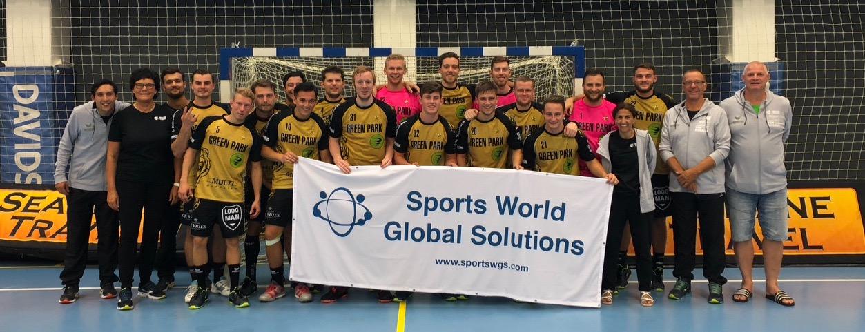 Green Park Aasmeer Handball Team
