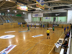 Friendly game in Budapest