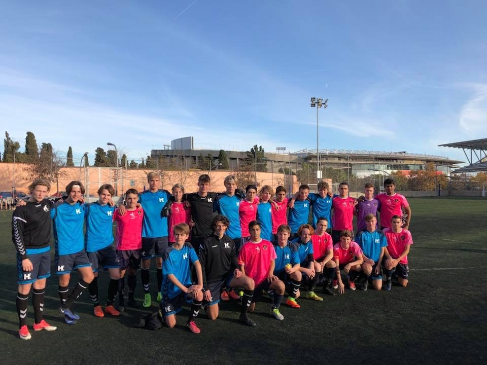 Friendly Games in Barcelona