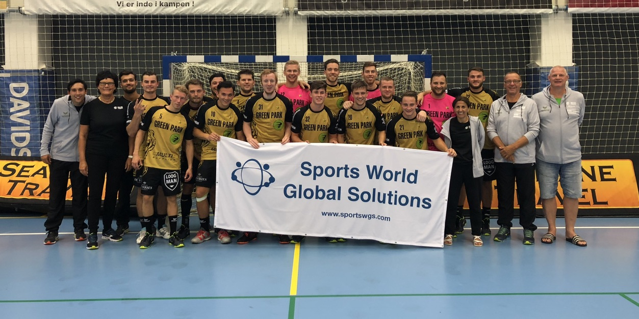 Green Park Aalsmeer Handball Team in Denmark