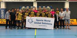 Green Park Aalsmeer Handball Team in Denmark