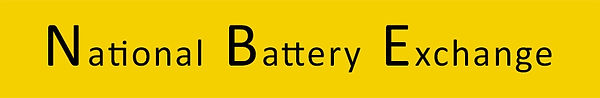 National Battery Exchange Banner