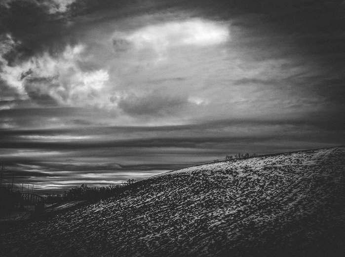Apocalyptic Winterscape