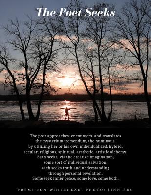 The Poet Seeks
