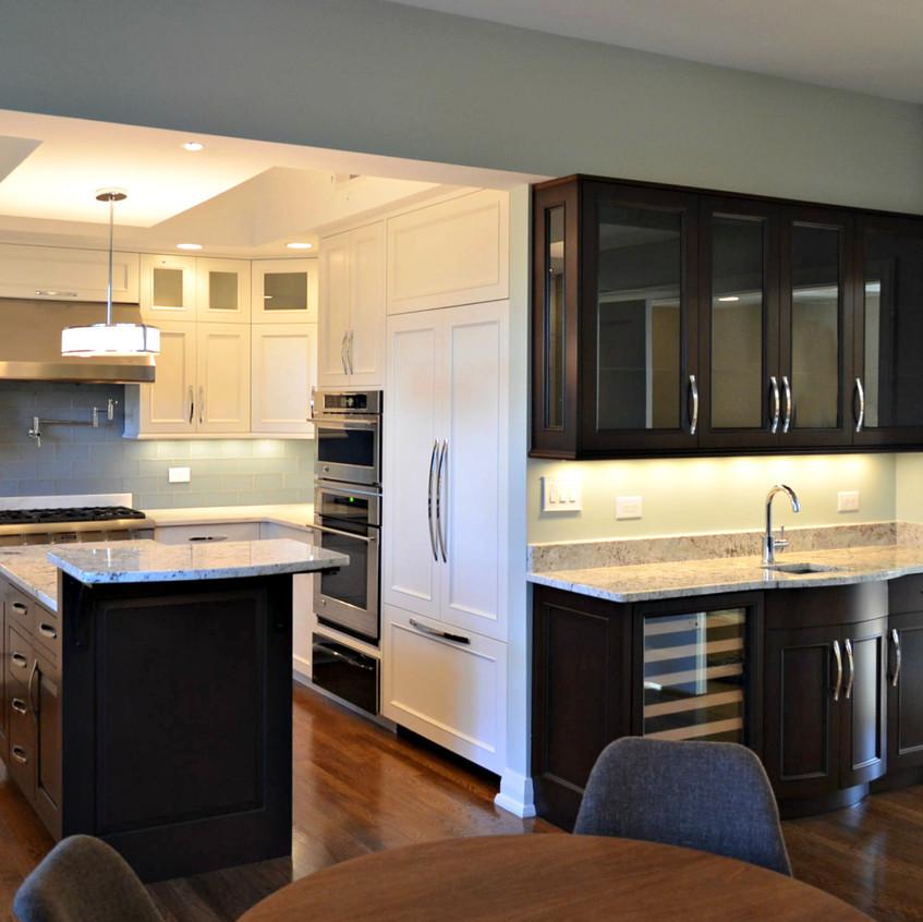 Elegant & functional kitchen