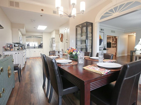 Our remodeling work featured as Home of the Week!