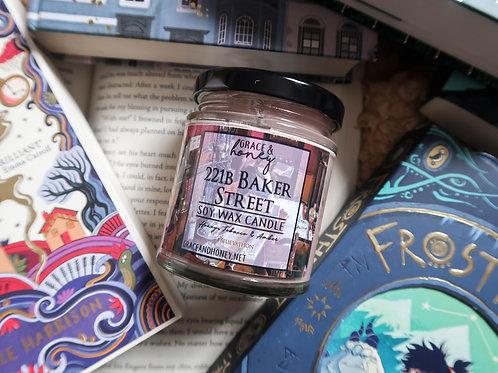 221B Baker Street #Believathon