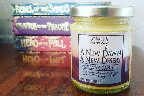 A New Dawn, A New Desert