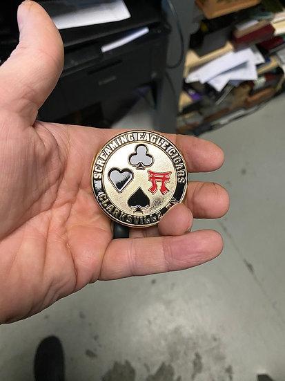 Screaming Eagle Coin