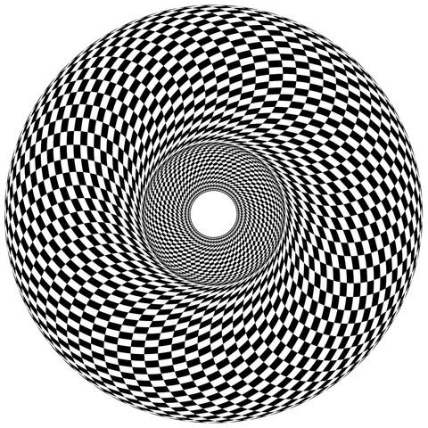 Optical illusion lorem ipsum