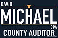 michael - county auditor poster - print.