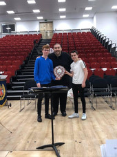Greater Gwent Youth Brass Band Awards 2019