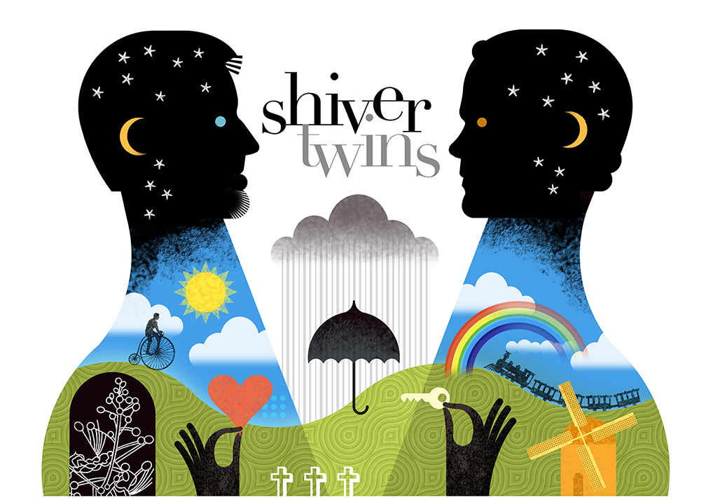 SHIVER TWINS BAND