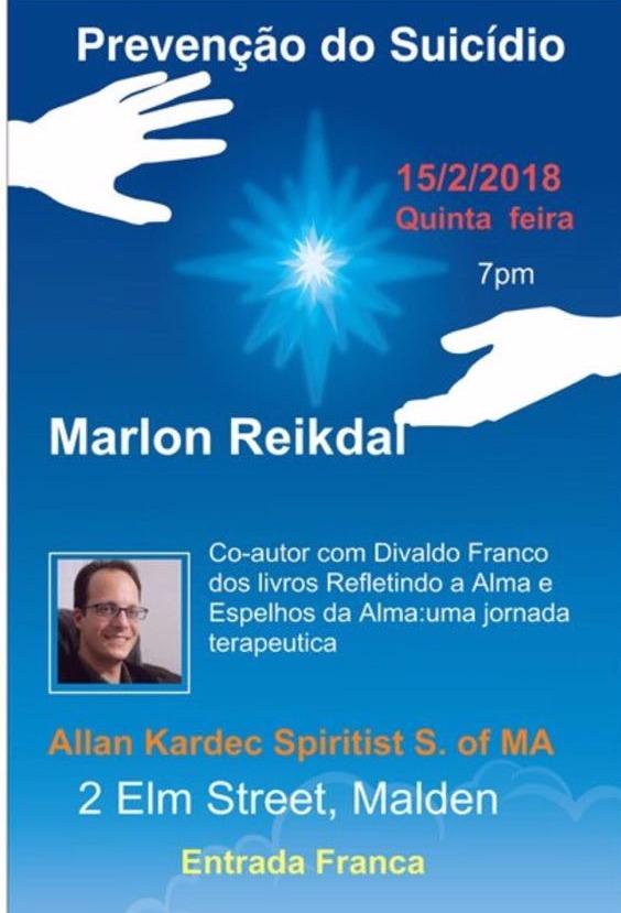 Palestra Marlon Reidkal