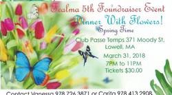 Fealma 5th Fundraiser Event