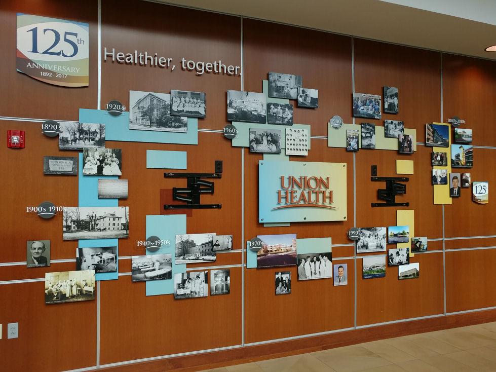 UH Legacy Wall
