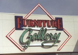 Furniture Gallery Letters