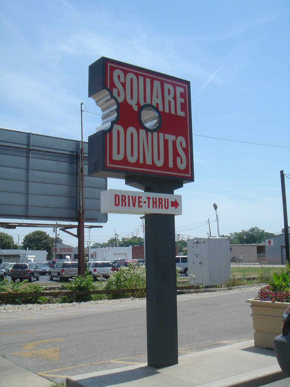Square Donuts East