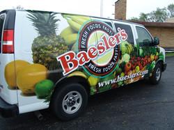 Baeslers Veggie Van