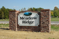 Meadow Ridge Subdivision