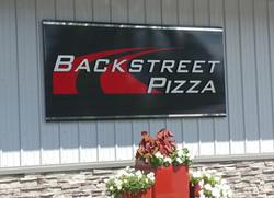 Back Street Pizza