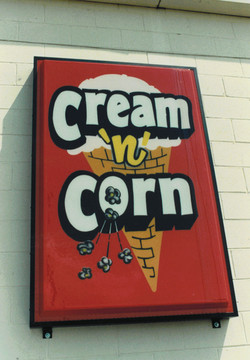 Cream and Corn
