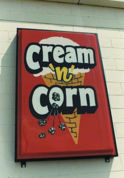 Cream and Corn