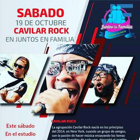 Cavilar rock band