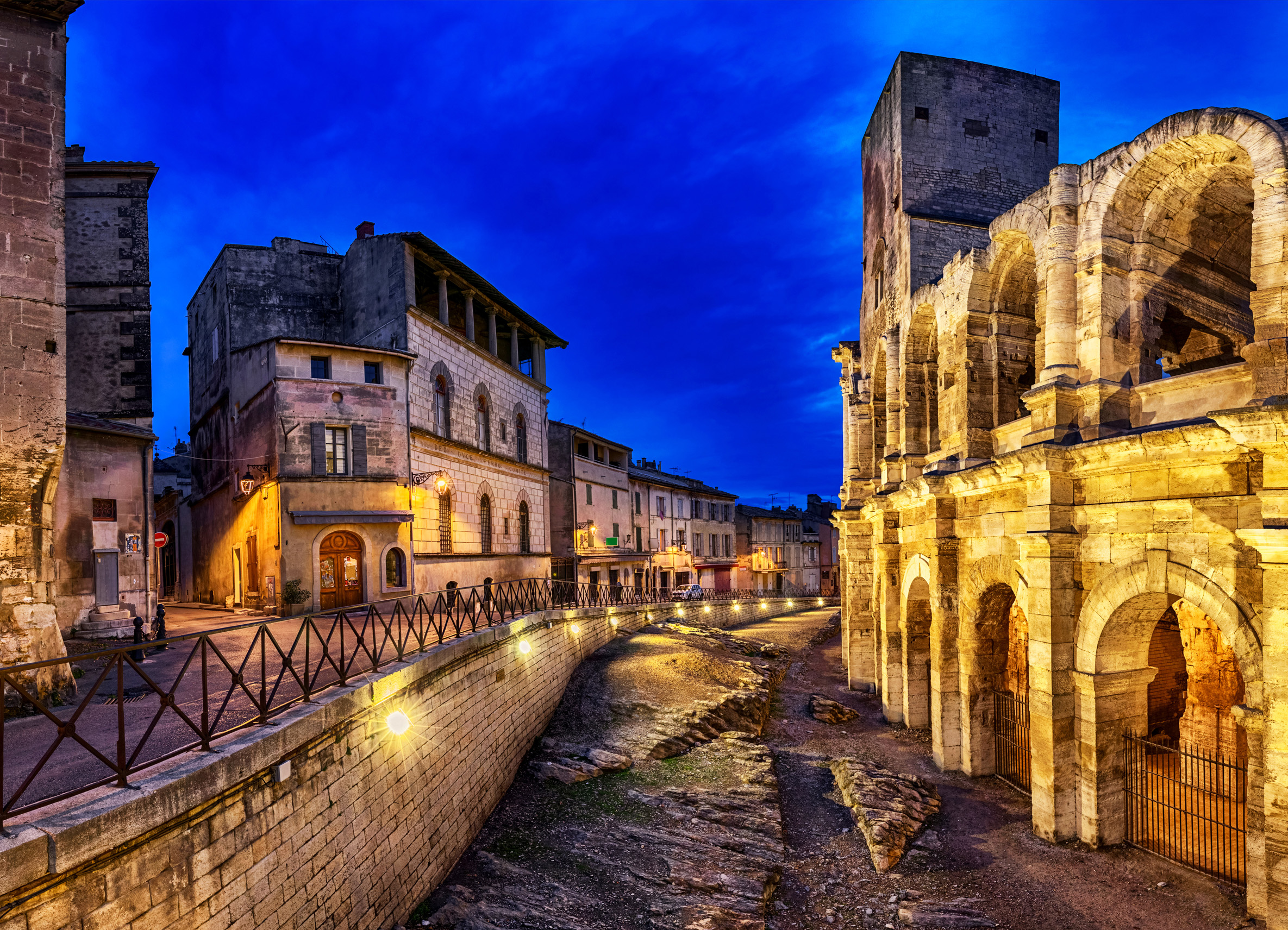 Produits fabriqués en Arles