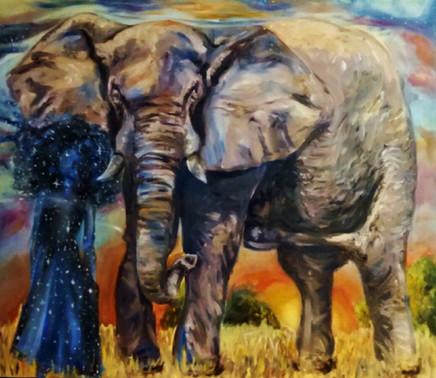 Elephant (Celestial Guidance)