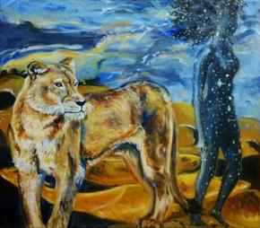 Lioness (Celestial Guidance)