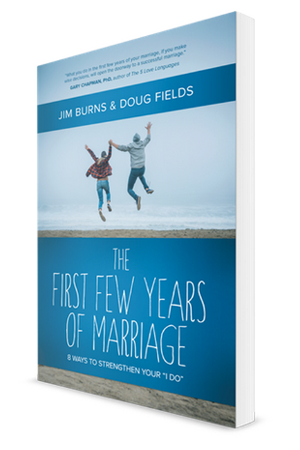 "The First Few Years of Marriage: 8 Ways to Strengthen Your ""I Do"""