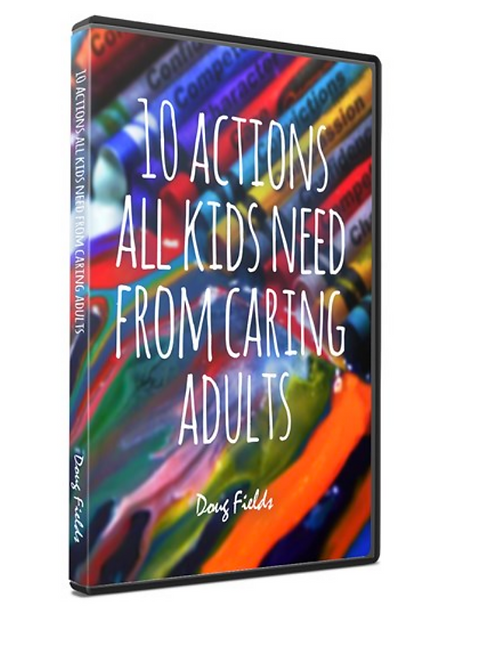 10 Actions All Kids Need From Caring Adults (mp3)
