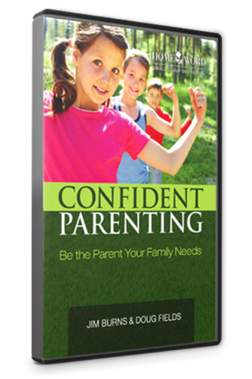 Confident Parenting: Be the Parent Your Family Needs DVD