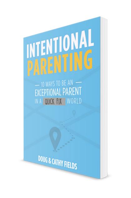 Intentional Parenting WORKBOOK