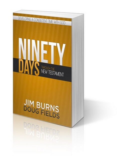 90 DAYS IN THE NEW TESTAMENT (Reproducible)