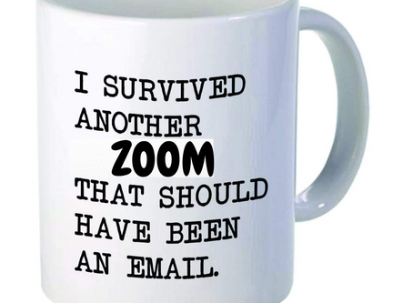 5 Ways to Ruin a ZOOM Meeting
