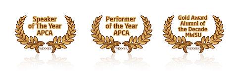 Award Winning Motivational Speaker