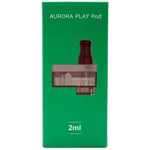 VAPORESSO AURORA PLAY POD (CARTRIDGES )