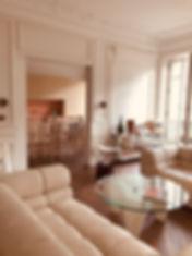 Architecte à Paris - Architecture d'intérieure - Concept résidential - Résidence - Décoration d'intérieur - Appartement à Paris