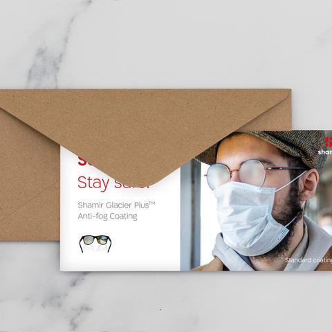 Anti-fog Recall Flyer