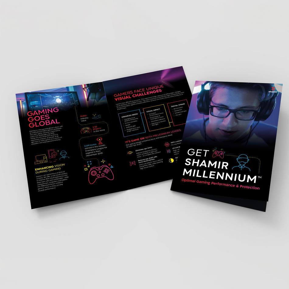 Millennium Brochure