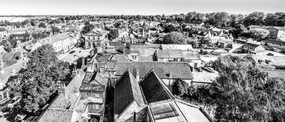 WOODSTOCK FROM CHURCH TOWER