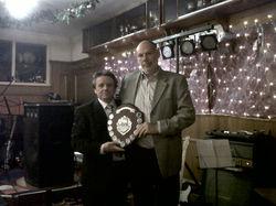 12 - Kevin Ward Winner Malletsheugh Championship 2010.