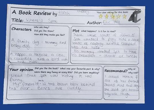 Hirah nursery book review.JPG
