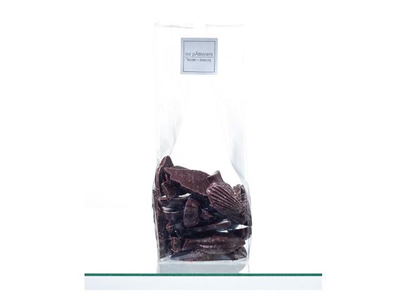 Fritures Chocolat Noir
