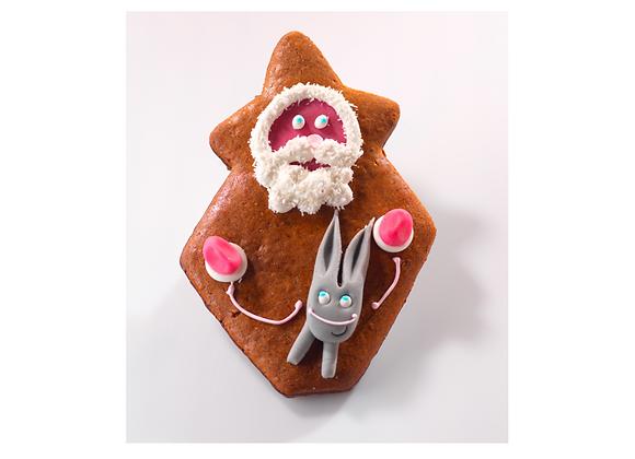 Pain d'Epices Père Noël